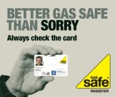 domestic gas services gas safe page logo