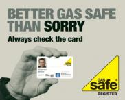 Commercial Water Heater Installation gas safe page logo